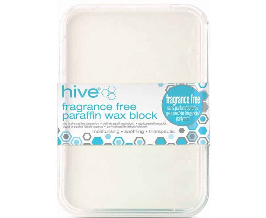 Hive Low Melt Fragrance Free Paraffin Block 450g