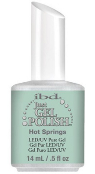 IBD Just Gel Polish 14ml Hot Springs