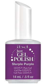 IBD Just Gel Polish 14ml Slurple Purple