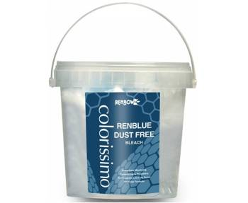 Colorissimo Dust Free Powder Bleach Blue 500g