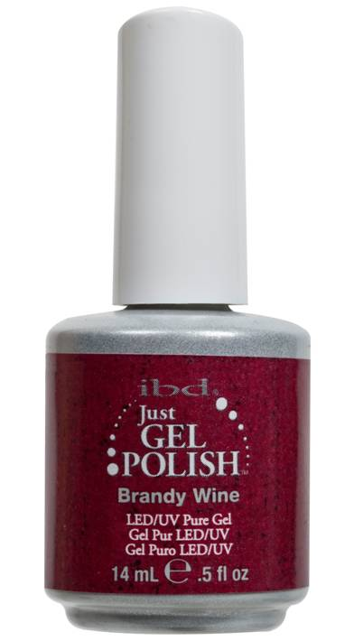 IBD Just Gel Polish Brandy Wine 14ml