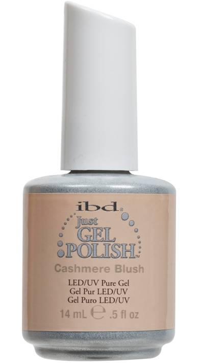 IBD Just Gel Polish Cashmere Blush 14ml