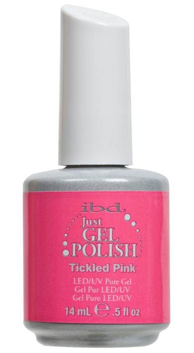 IBD Just Gel Polish Tickled Pink 14ml
