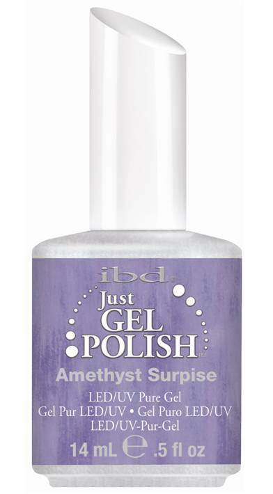 IBD Just Gel Polish Amethyst Suprise 14ml