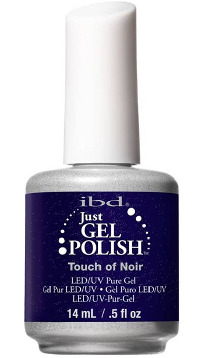IBD Just Gel Polish Touch Of Noir 14ml