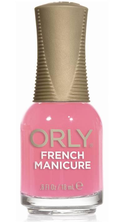 Orly French Manicure Polish Bare Rose 18ml