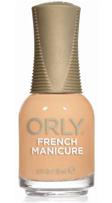 Orly French Manicure Polish Sheer Nude 18ml