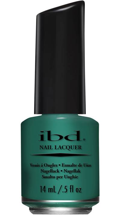 IBD Nail Lacquer Green Monster 14ml