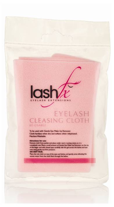 Eyelash Cleansing Cloth