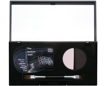 Hi Brow Brow Powder Compact Dark Charcoal