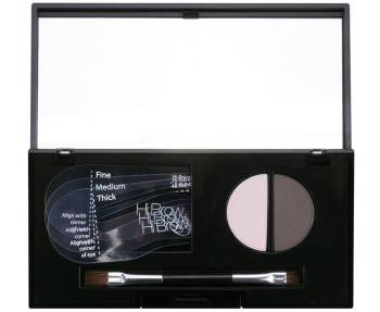 Hi Brow Brow Powder Compact Light Grey