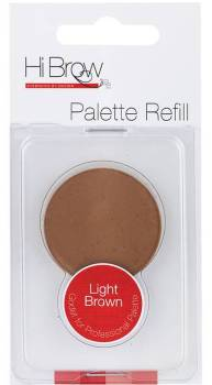 Hi Brow Brow Powder Refill Light Brown 2.7g