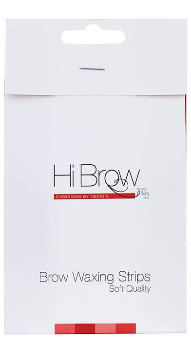 Hi Brow Brow Waxing Strips 100 Pack