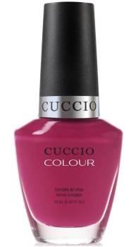 Cuccio Colour Argentinian Auburgine 13ml