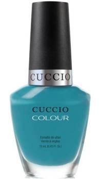 Cuccio Colour Grecian Sea 13ml