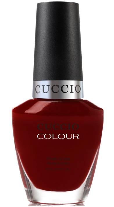 Cuccio Colour Red Eye To Shanghai 13ml