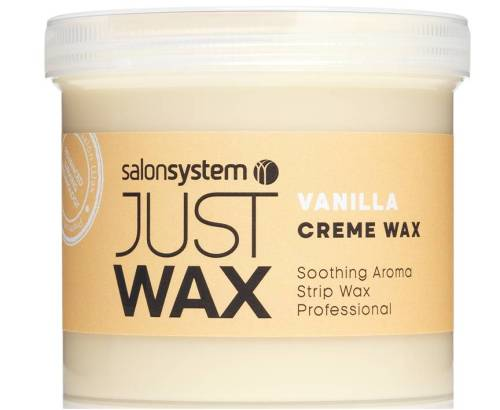 Just Wax Vanilla Creme Wax 450g