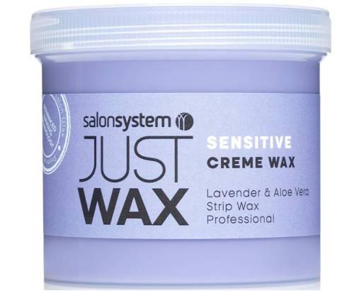 Just Wax Sensitive Creme Wax 450g