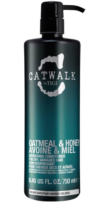 Catwalk Oatmeal Honey Conditioner 750ml