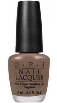 OPI Polish Over The Taupe 15ml