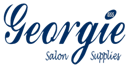 Georgie Salon Supplies, site logo.