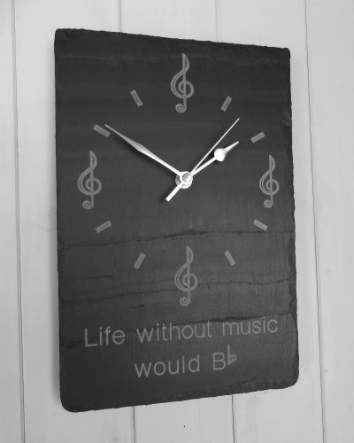 Life without music......