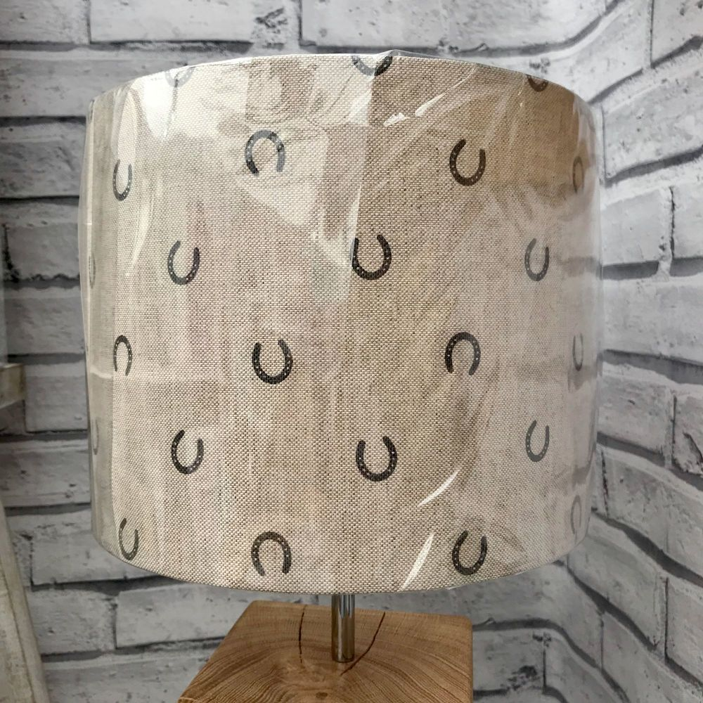 Horseshoe Lampshade