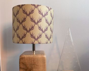 STAG ANTLERS LAMPSHADE