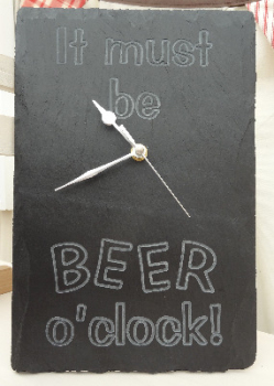It must be BEER o'clock