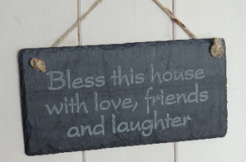 Bless this house.....