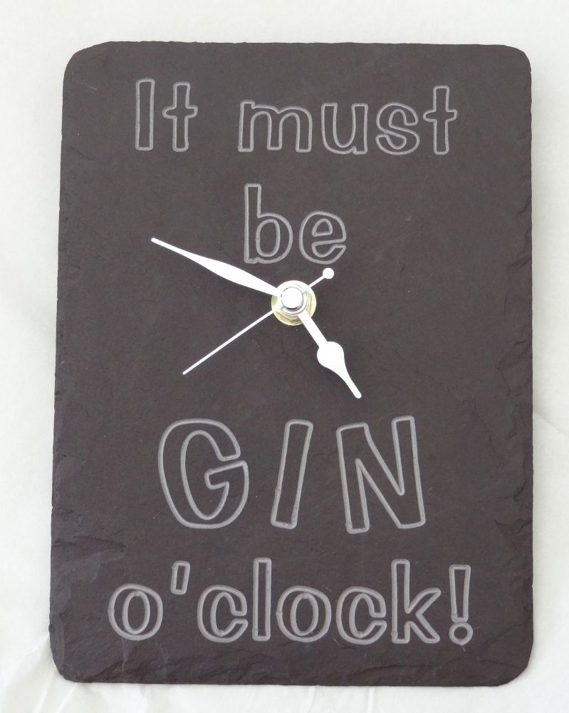 It must be GIN o'clock!