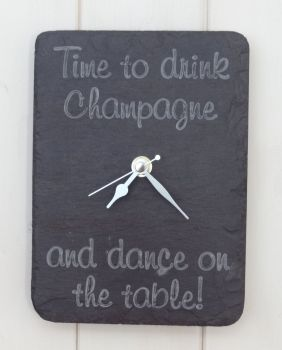 Time to drink Champagne.....