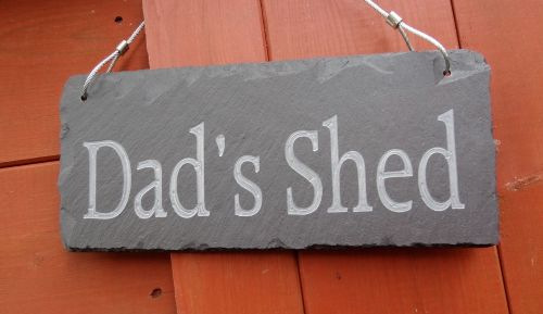 Dad's Shed