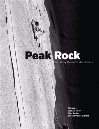 peak rock book