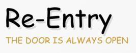re-entry logo