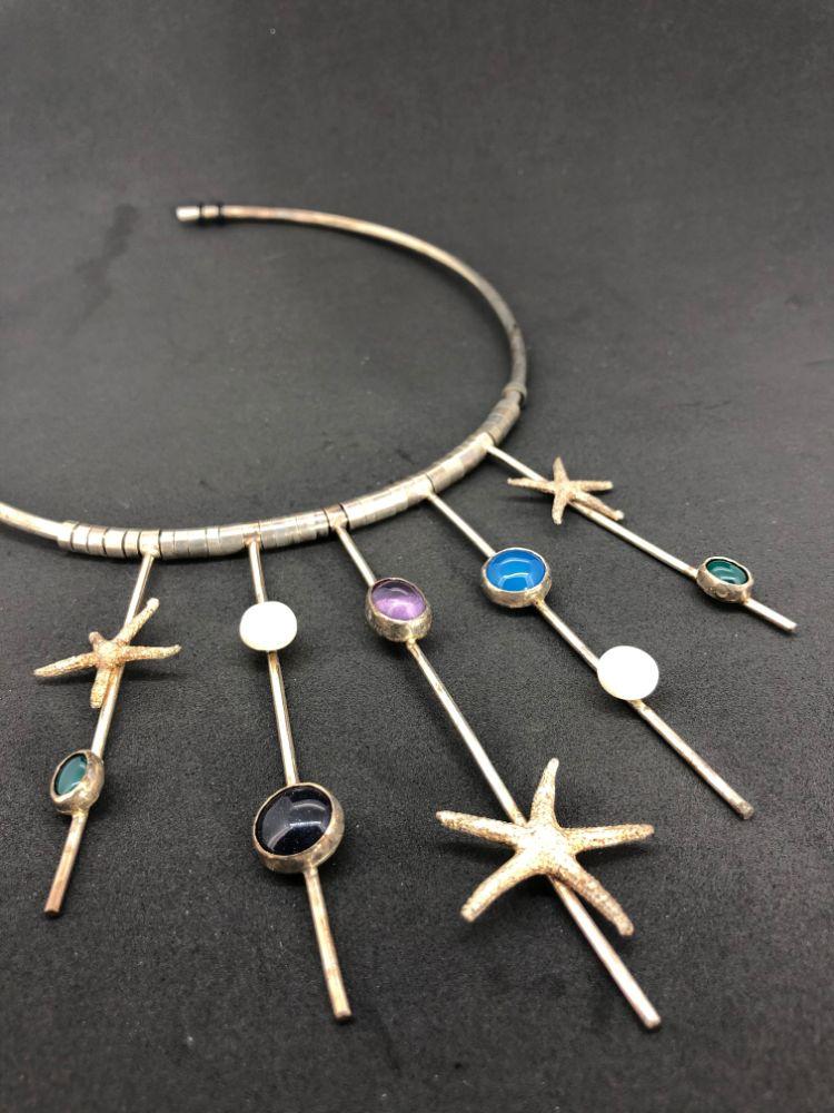 Silver Pendants & Necklaces