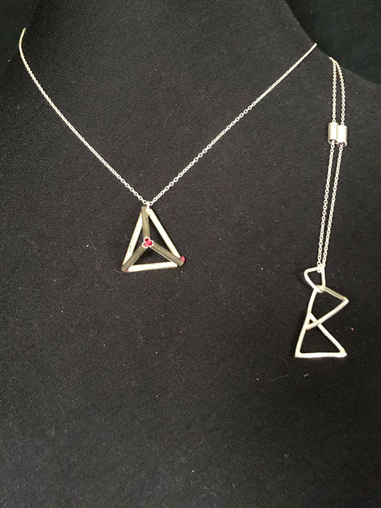 Three Sided Pyramid