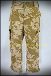 Desert DPM Combat Trousers, Windproof (Various)