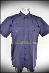 Police Shirt, Blue Summer (Various)