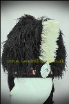 Feather Bonnet - A&SH (57cm)
