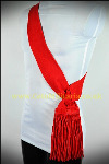 Sash, Red SNCO (Various)