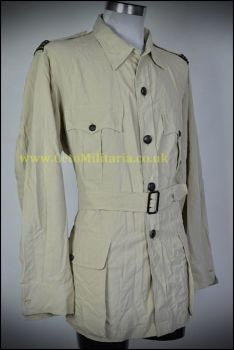 "Stone Bush Shirt, ex-RAF Officer (47/49"")"