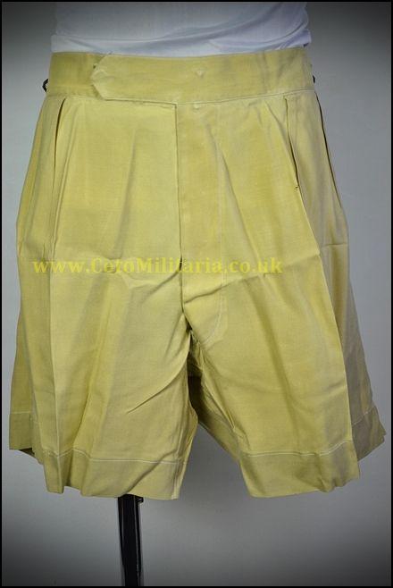 Shorts, TAN, ex-RAF Officer (46