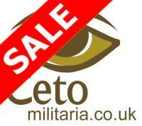 Ceto - militaria logo SALE