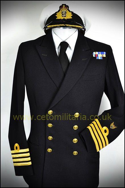 RN No1 Captain Observer (40/41