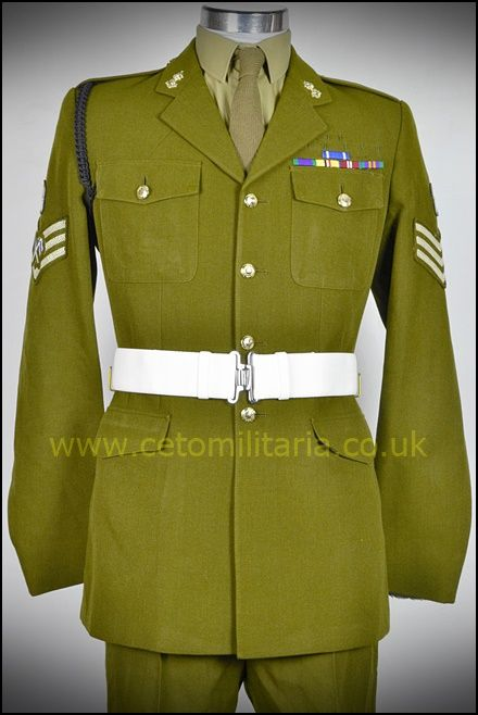 Royal Engineer Sgt Signaller No2 (37/39