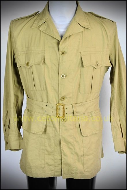Bush Jacket, 1950 Pattern KD (Various)