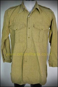 Shirt, Wool  KF 1950/60s (Various)