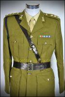 Royal Signals Captain SD (38/39