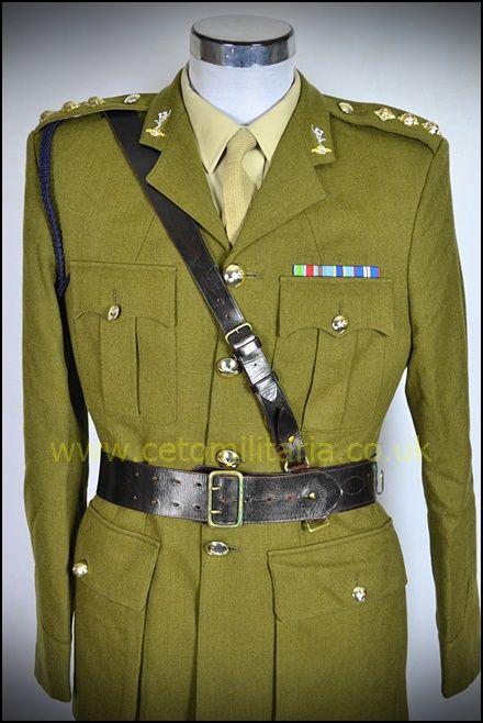 Royal Signals Captain SD (38/40